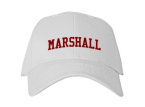 Marshall High School Kid Embroidered Baseball Caps