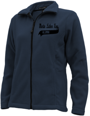 Martin Luther King Middle School Embroidered Fleece Jackets