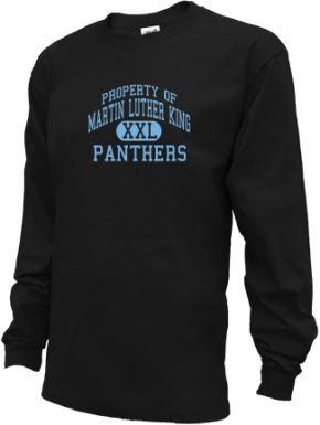 Martin Luther King Middle School Kid Long Sleeve Shirts