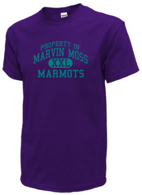 Marvin Moss Elementary School T-Shirts