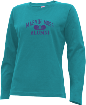 Marvin Moss Elementary School Long Sleeve Shirts