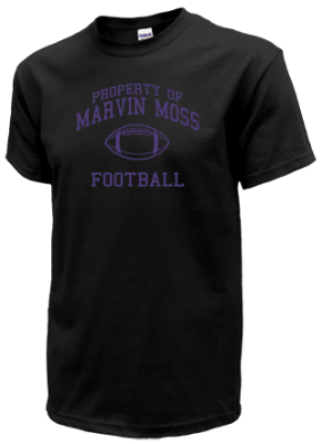 Marvin Moss Elementary School Kid T-Shirts