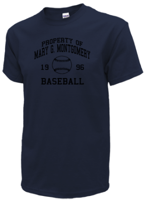 Mary G. Montgomery High School T-Shirts