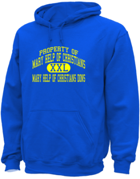 Mary Help Of Christians School Hoodies
