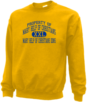 Mary Help Of Christians School Sweatshirts