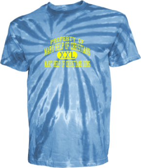 Mary Help Of Christians School Kid Tie-dye T-Shirts