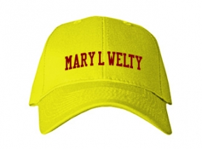 Mary L Welty Elementary School Kid Embroidered Baseball Caps