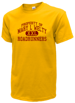 Mary L Welty Elementary School Kid T-Shirts
