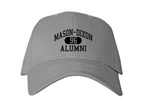 Mason-dixon Elementary School Embroidered Baseball Caps