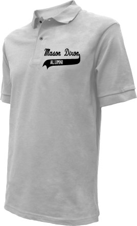 Mason-dixon Elementary School Embroidered Polo Shirts