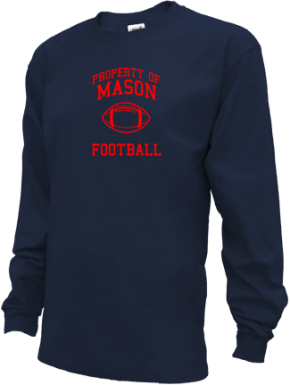 Mason High School Kid Long Sleeve Shirts