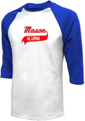 Mason High School Raglan Shirts