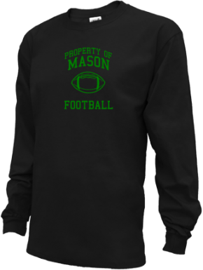 Mason Middle School Kid Long Sleeve Shirts
