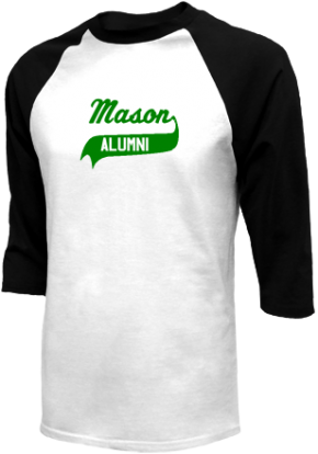 Mason Middle School Raglan Shirts