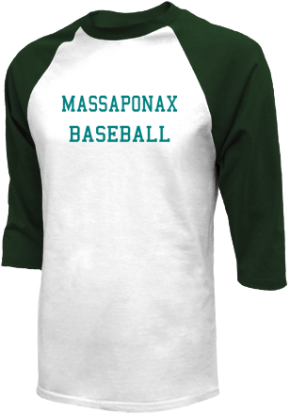 Massaponax High School Raglan Shirts