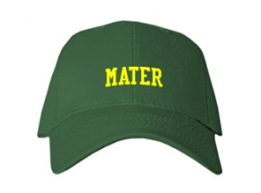 Mater Academy Kid Embroidered Baseball Caps
