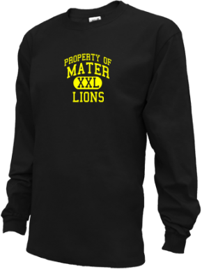 Mater Academy Kid Long Sleeve Shirts