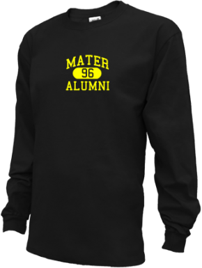 Mater Academy Long Sleeve Shirts