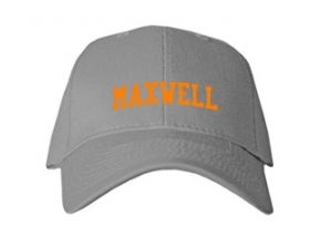 Maxwell High School Kid Embroidered Baseball Caps