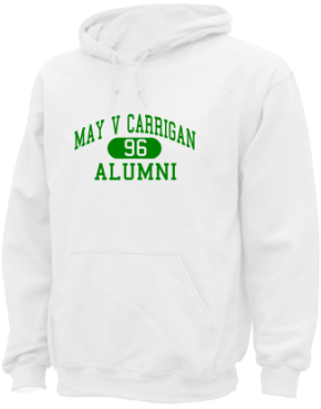 May V Carrigan Middle School Hoodies
