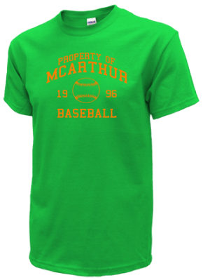 Mcarthur High School T-Shirts