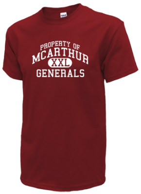 Mcarthur Middle School T-Shirts