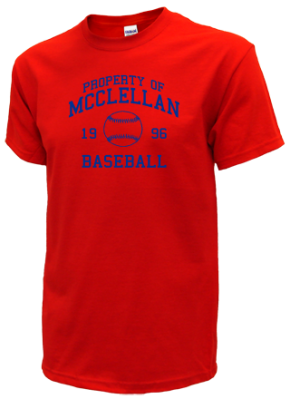 McClellan High School T-Shirts