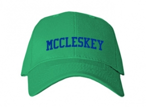 Mccleskey Middle School Kid Embroidered Baseball Caps