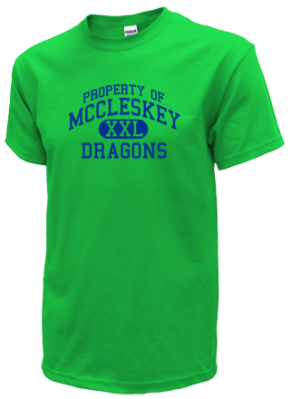 Mccleskey Middle School Kid T-Shirts