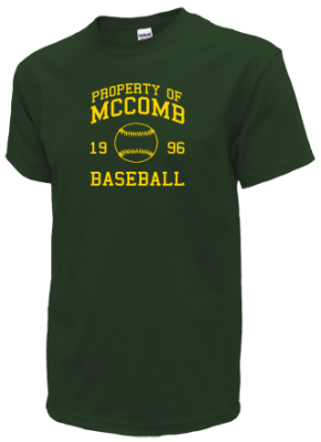 Mccomb High School T-Shirts