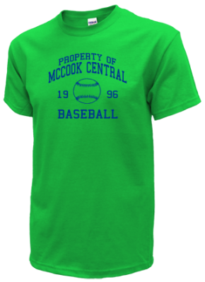 Mccook Central High School T-Shirts