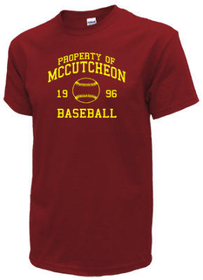 Mccutcheon High School T-Shirts
