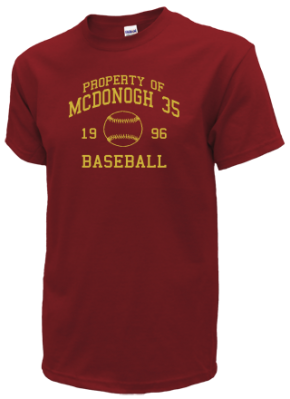 Mcdonogh 35 High School T-Shirts