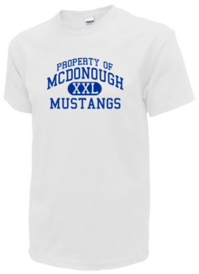 Mcdonough Elementary School T-Shirts