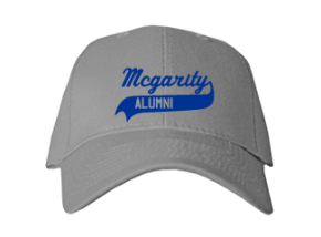 Mcgarity Elementary School Embroidered Baseball Caps