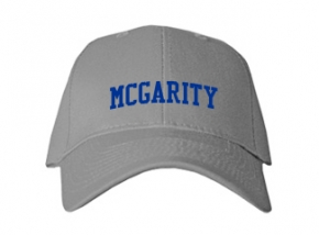 Mcgarity Elementary School Kid Embroidered Baseball Caps