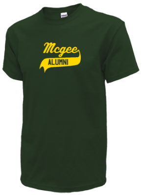 Mcgee Middle School T-Shirts