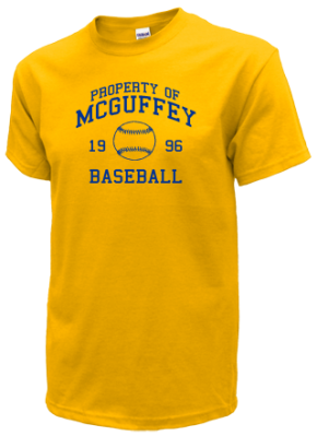 Mcguffey High School T-Shirts