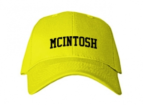 Mcintosh Elementary School Kid Embroidered Baseball Caps