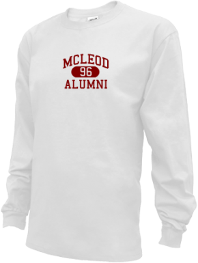 Mcleod Elementary School Long Sleeve Shirts