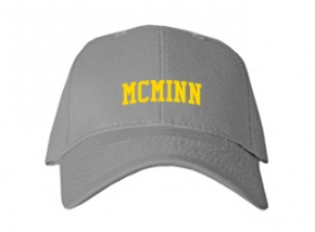Mcminn High School Kid Embroidered Baseball Caps