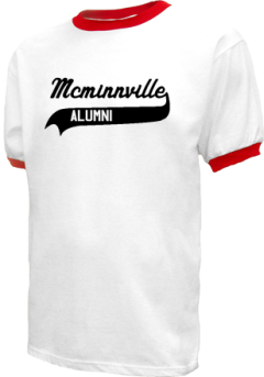 Mcminnville High School Ringer T's