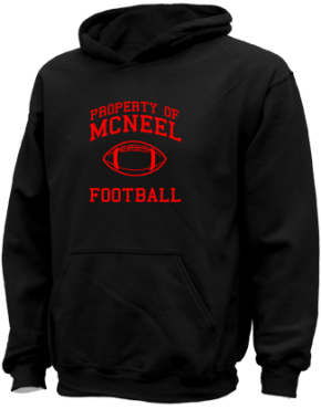 Mcneel Middle School Kid Hooded Sweatshirts
