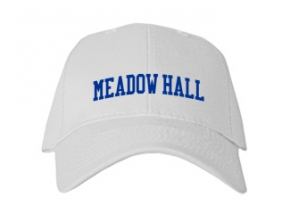 Meadow Hall Elementary School Kid Embroidered Baseball Caps