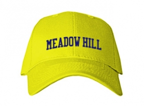 Meadow Hill Middle School Kid Embroidered Baseball Caps