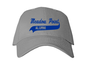 Meadow Point Elementary School Embroidered Baseball Caps