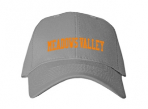 Meadows Valley High School Kid Embroidered Baseball Caps