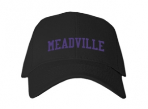Meadville High School Kid Embroidered Baseball Caps