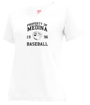 Medina High School V-neck Shirts