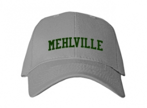 Mehlville High School Kid Embroidered Baseball Caps